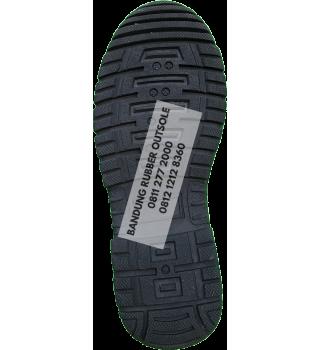 sol sepatu karet 143