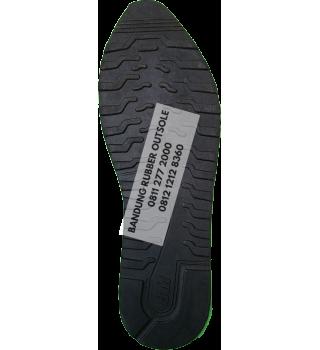 sol sepatu karet 164