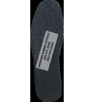 sol sepatu karet 165
