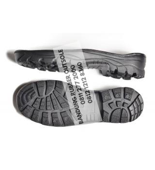 sol sepatu karet 131