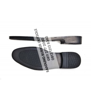 sol sepatu karet 117