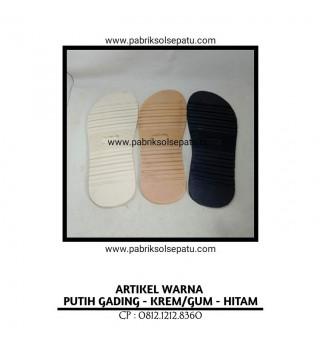 Artikel Warna Bandung Rubber Outsole
