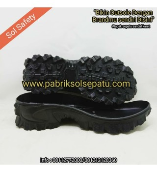 Outsole karet falcon