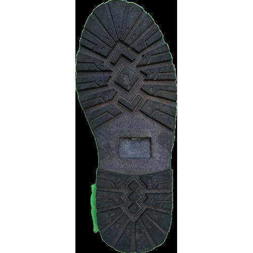 sol alas sepatu sandal karet 12