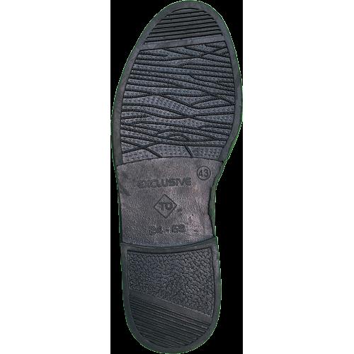 sol alas sepatu sandal karet 22
