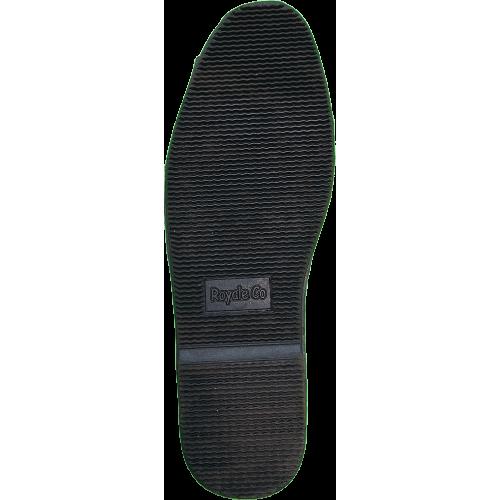 sol alas sepatu sandal karet 40