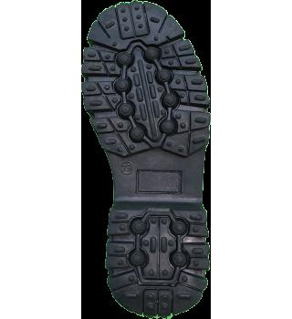 sol alas sepatu sandal karet 8