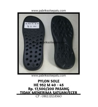 PYLON SOLE HE 952 M 40 - 45