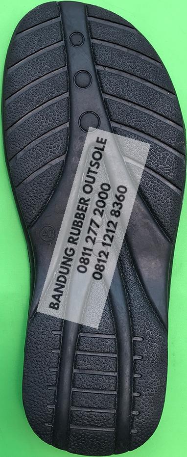 sol sepatu karet 154