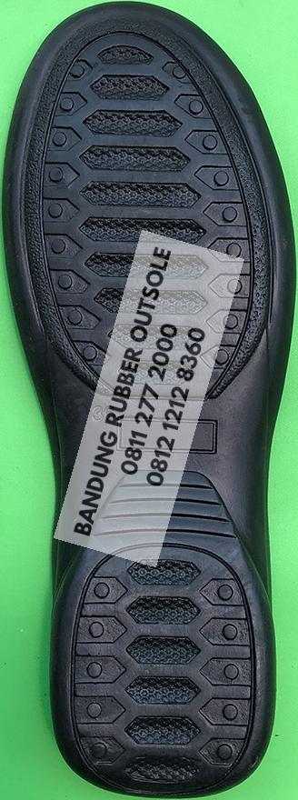 sol sepatu karet 168