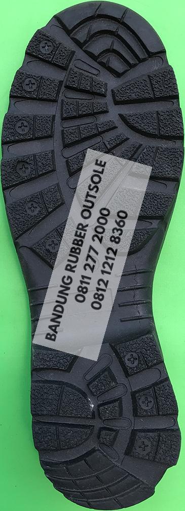 sol sepatu karet 142