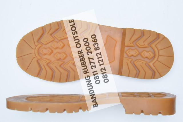 sol sepatu karet 140