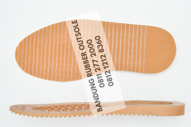 sol sepatu karet 112