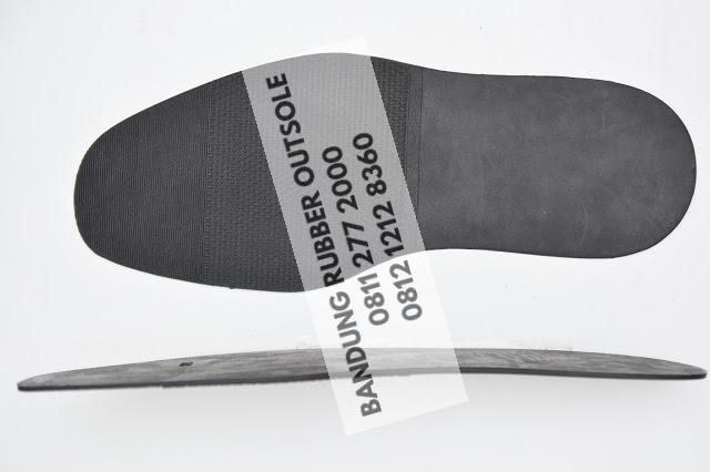 sol sepatu karet 122