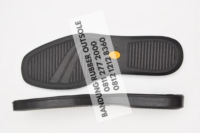 sol sepatu karet 124