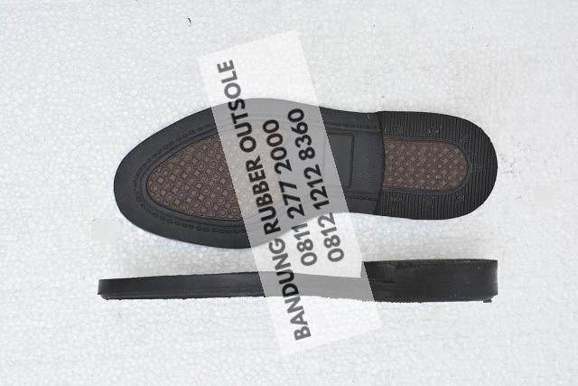 sol sepatu karet 107