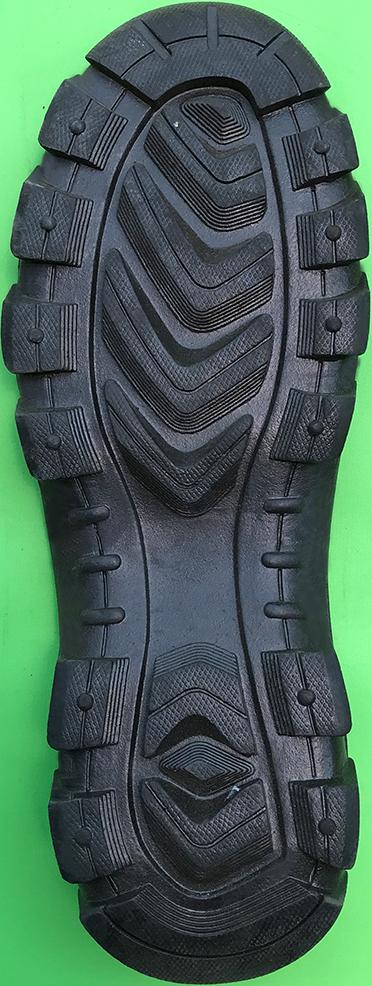 sol alas sepatu sandal karet 20