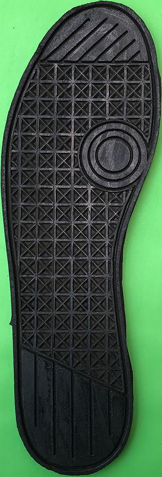 sol alas sepatu sandal karet 54