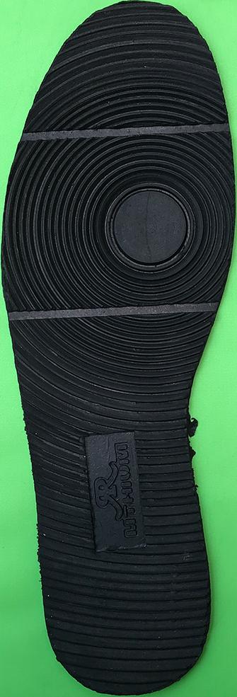 sol alas sepatu sandal karet 59