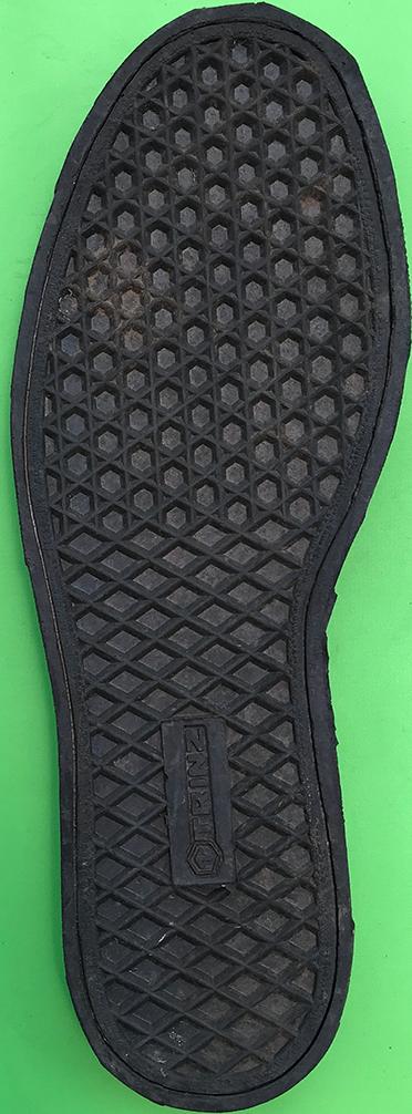 sol sepatu sandal karet 8